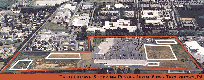 Trexlertown Shopping Plaza | Trexlertown, Pennsylvania | Project Portfolio  | The Kalikow Group | Kaled Management | Tel: 516 876 4800